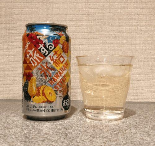 旅する氷結ロコロコパインの缶